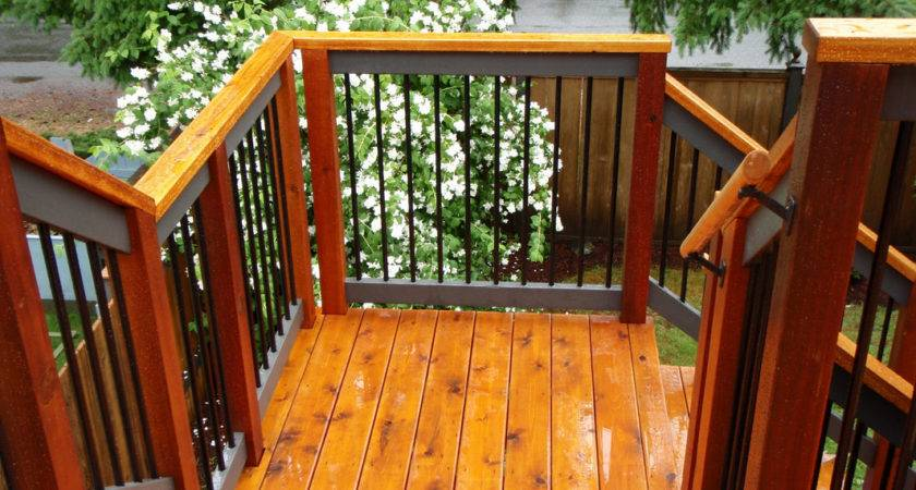 Outdoor Stair Railings Ideas Select Best
