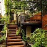 Outdoor Stairs Designs Heighten Beauty Your