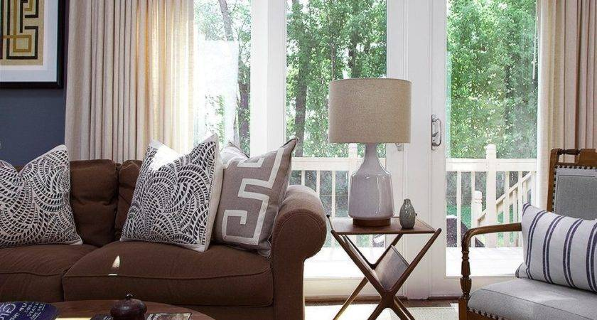 Outstanding Blue Brown Bedroom Decorating Ideas