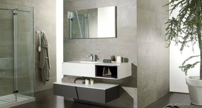 Outstanding Porcelanosa Bathroom Furniture Design Interior