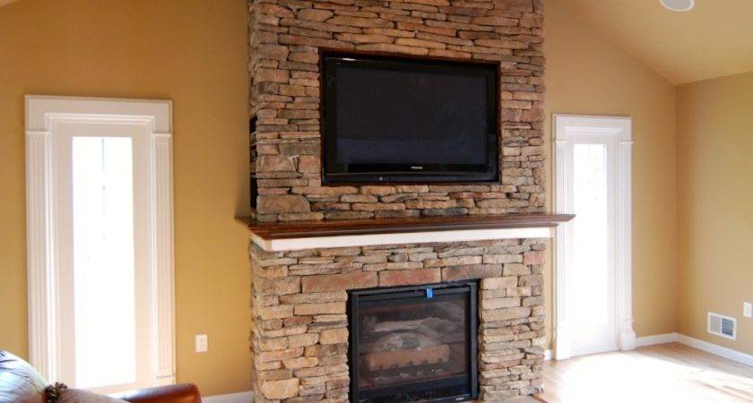 Over Fireplace Futurehometech