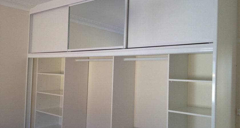 Overhead Sliding Doors Fantastic Built Wardrobes