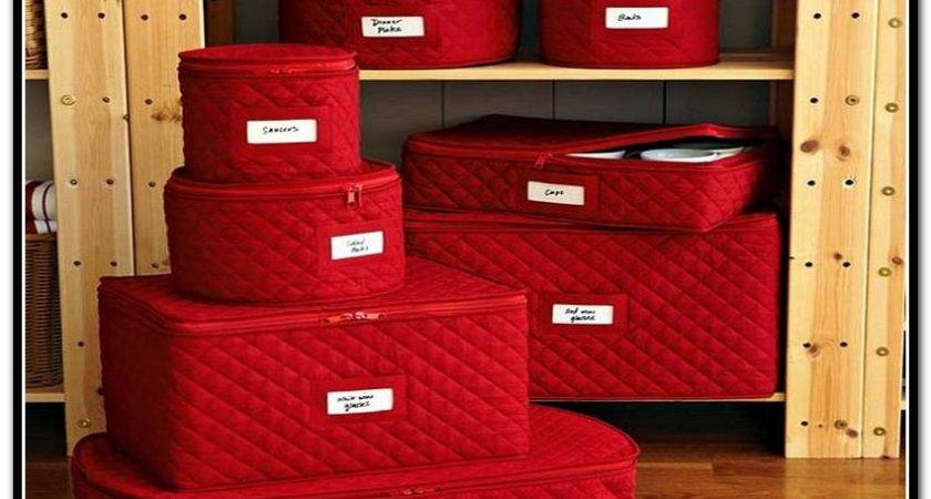 Padded China Storage Containers Best Design