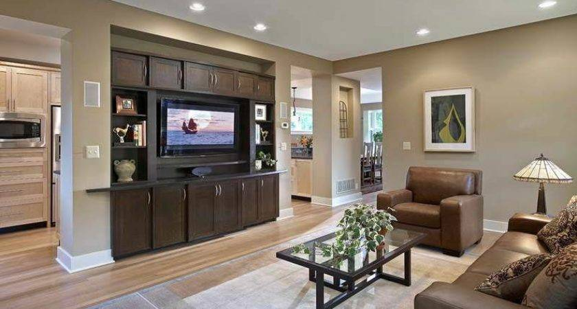 Paint Color Living Room Brown Couches
