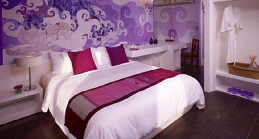 Paint Colors Bedrooms Purple Color Schemes Home