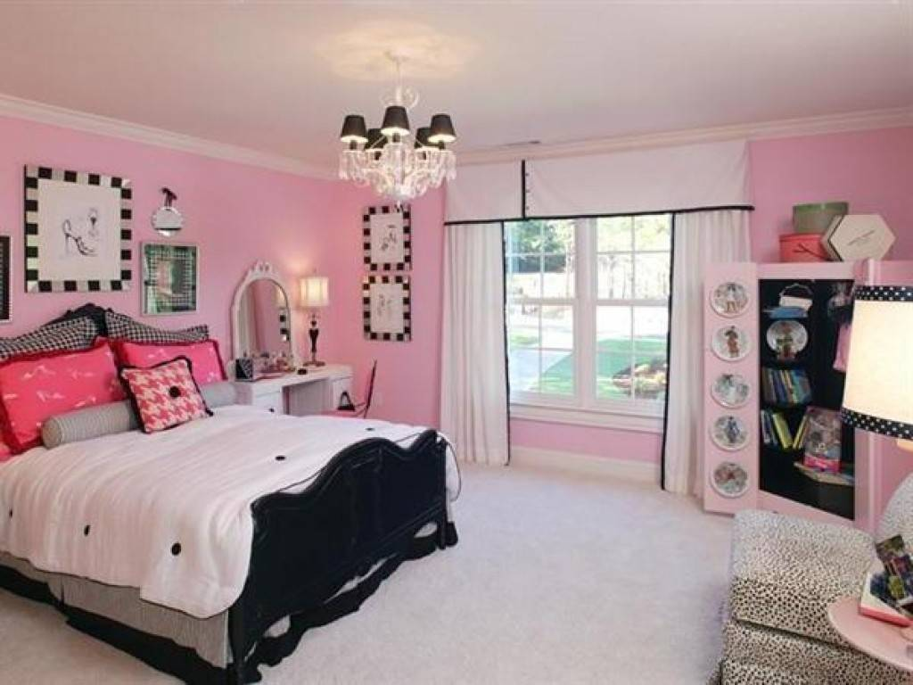 Paint Colors Girls Bedroom Wall Homes Decor
