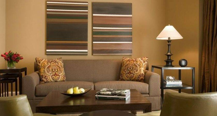 Paint Colors Living Room Brown Lacquered Wood Coffe