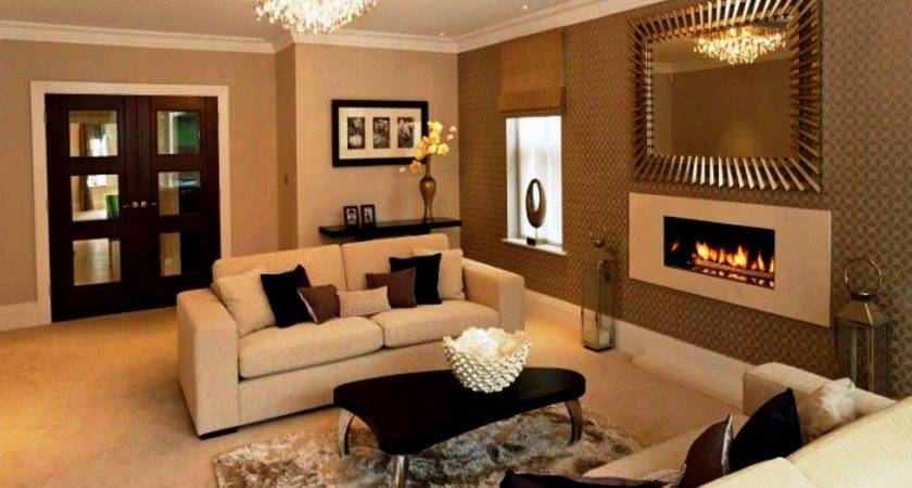 Paint Ideas Modern Living Room Wall Colours
