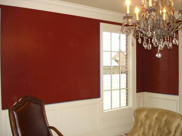 Awesome Red Wall Paint Colors 23