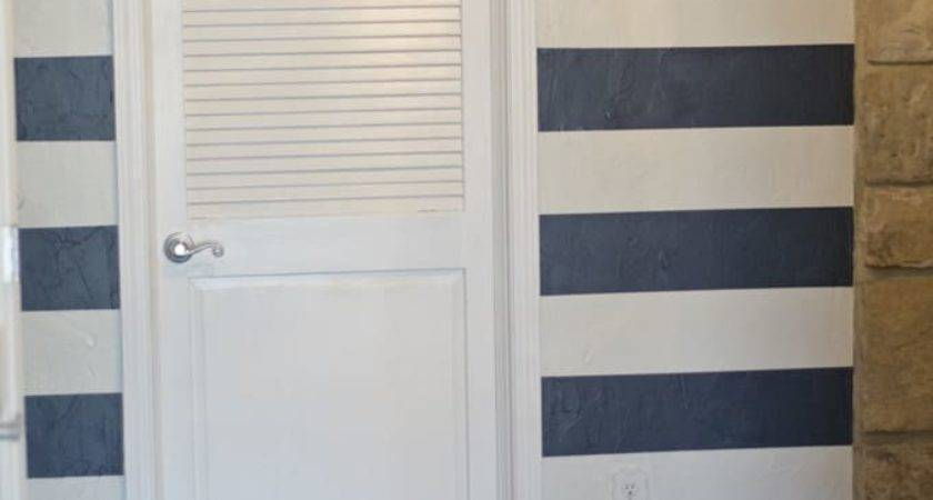 Paint Stripes Textured Wall Bigger Than