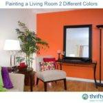 Painting Living Room Different Colors Thriftyfun