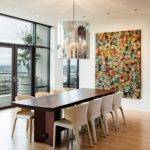 Painting Room Ideas Dining Contemporary Drum