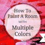 Painting Two Colors Ecos Paint Blog