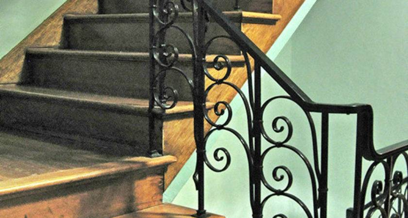 Painting Wrought Iron Railings Pro Contractor Ottawa