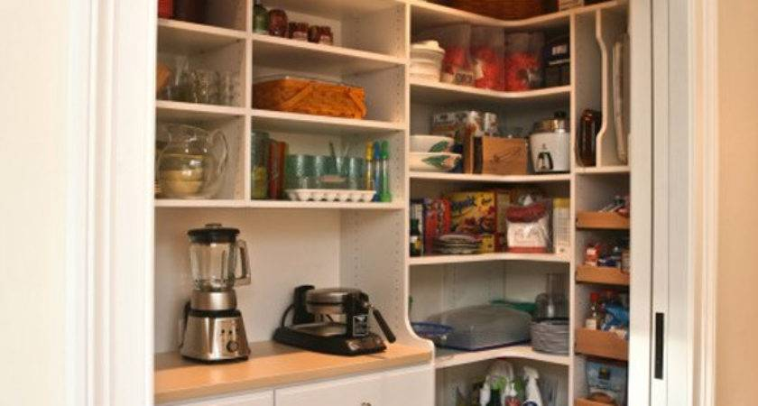 Pantry Design Ideas Small Kitchen