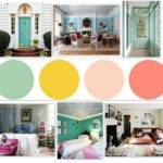 Pastel Colored Furniture Home Design