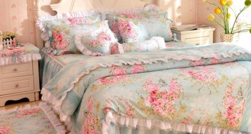 Pastel Princess Bed Sets Bonbonbunny