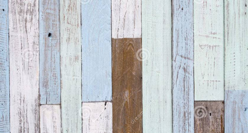 Pastel Wood Wall Texture Home