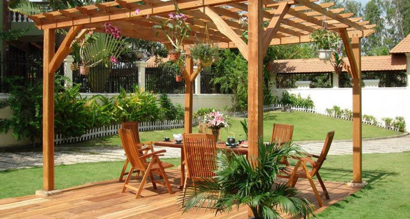 Patio Pergola Design Ideas Home Trendy