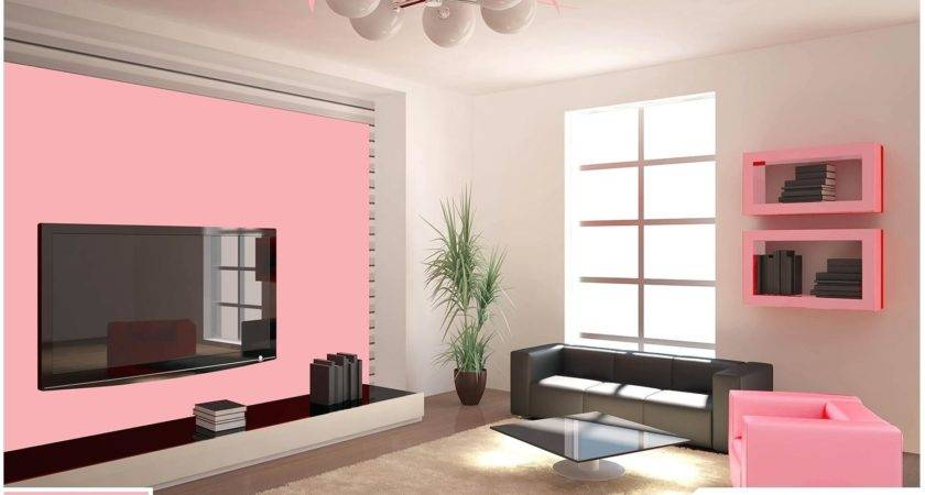 Peach Color Paint Living Room Peenmedia