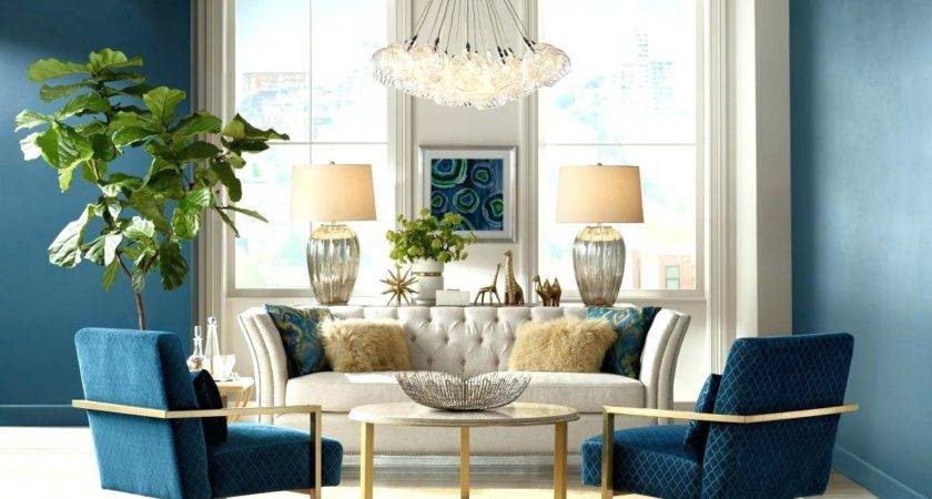 Peacock Dining Room Ideas Blue Chairs Desi Great