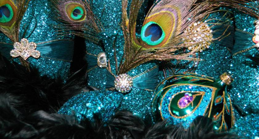 Peacock Wedding Decorations Romantic Decoration