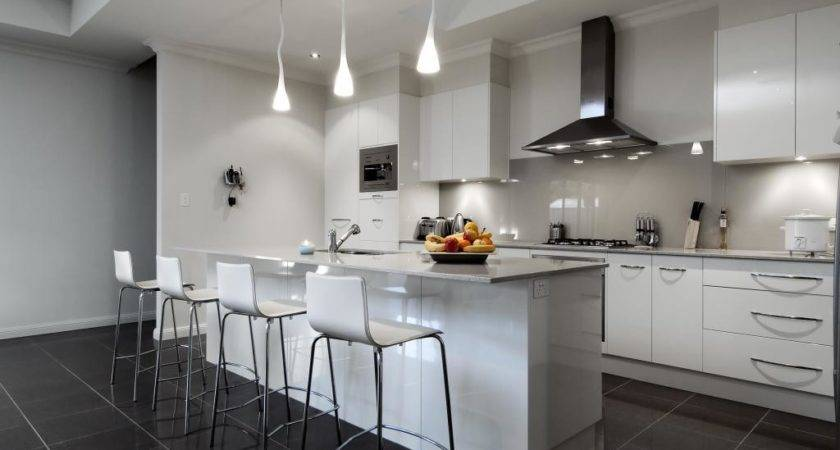 Perfect Ideas White Kitchen Design Interior