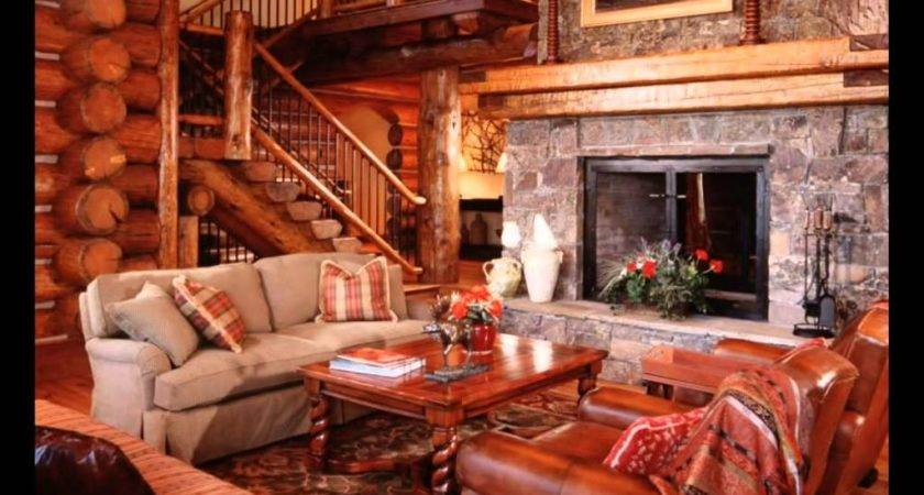 Perfect Log Cabin Interior Design Ideas Best Your