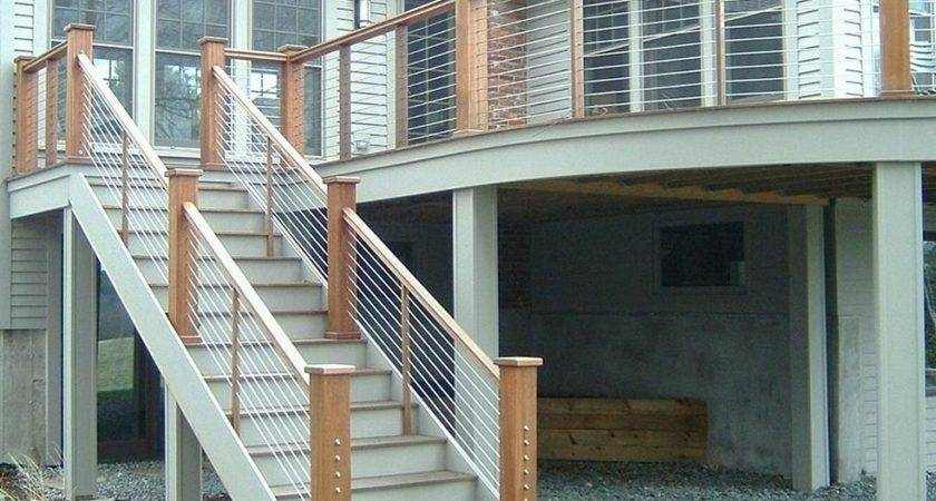 Perfect Your Indoor Outdoor Area Stair