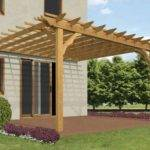 Pergola Design Ideas Building Attached House
