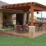 Pergola Design Ideas Outdoor Kitchen Cedar