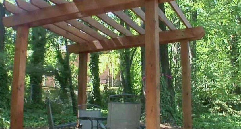 Pergola Plans Design Ideas Build Diy