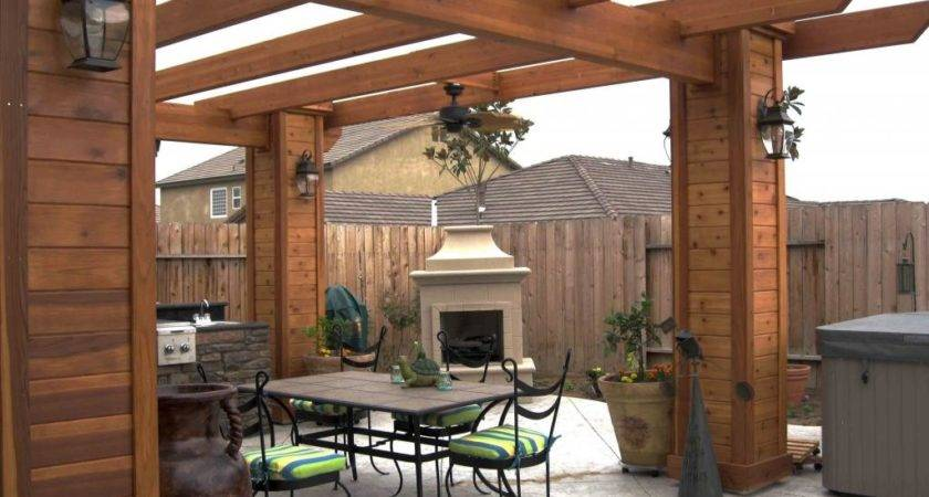 Pergola Plans Personalise Your Home Utilizing