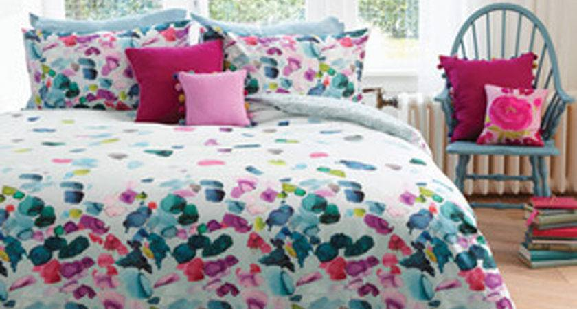 Petals Duvet Cover Set Bluebellgray Queenb