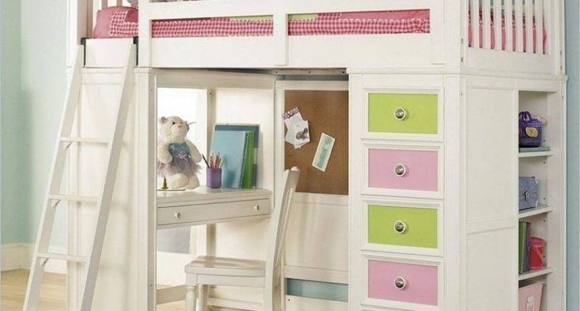 Pics Kids Loft Beds Desk Design Bookmark