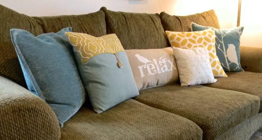 Pillows Sofas Sofa Cool Accent Throw Couch