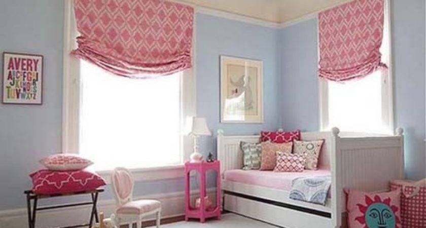 Pink Blue Bedroom Decorations Ideas Beauty