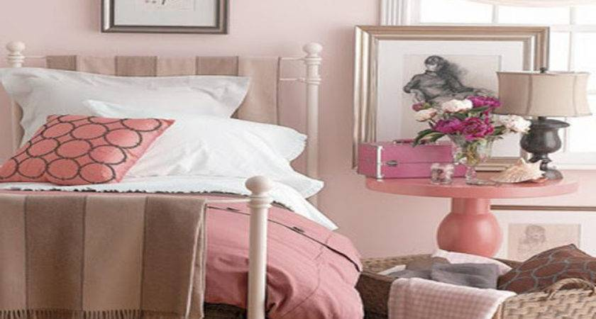 Pink Brown Bedroom Decorating Ideas Cheap Bathrooms