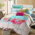 Pink Floral Print Bedding Set Ebeddingsets