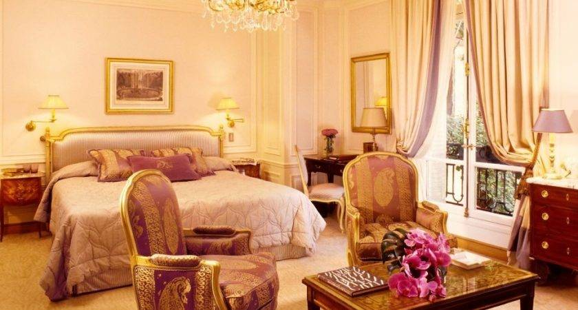 Pink Gold White Room Fresh Bedrooms Decor