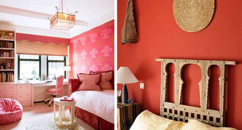 Pink Red Room Decor Love