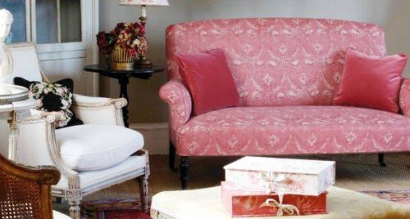 Pink Taupe Living Room Design Ideas Remodels Photos