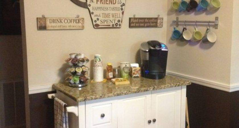 Places Which Can Build Home Coffee Station