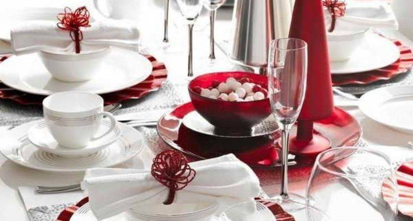 Planning Ideas Decorating Christmas Table