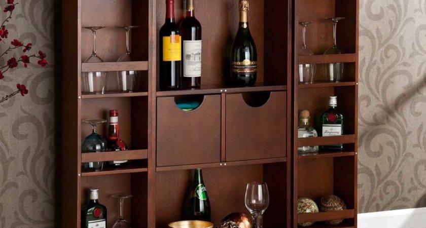 Portable Mini Bar Furniture Design Ideas Home