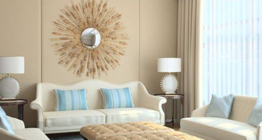 Powder Blue Cream Beige Combos Furnish Burnish