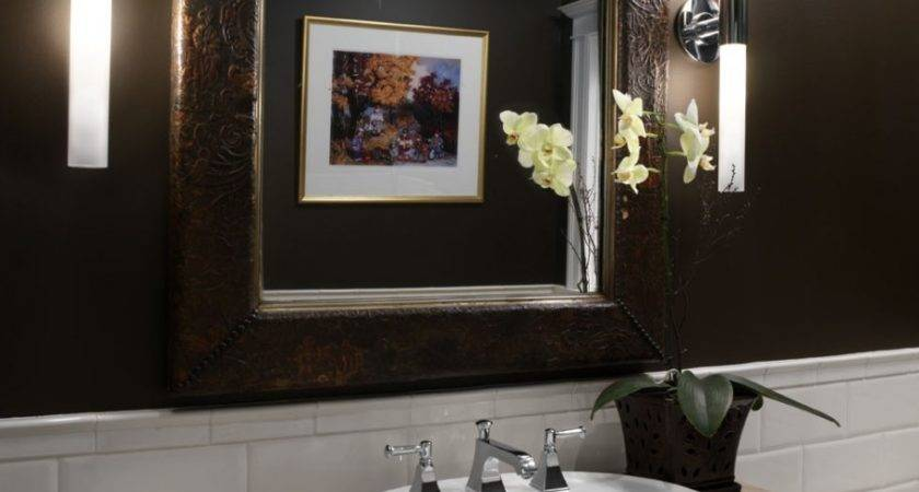 Powder Room Decor Ideas