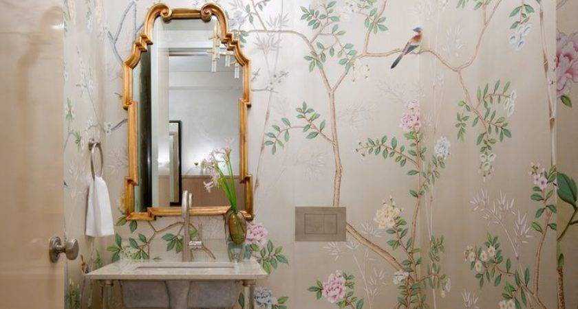 Powder Room Home Decorating Trends Homedit