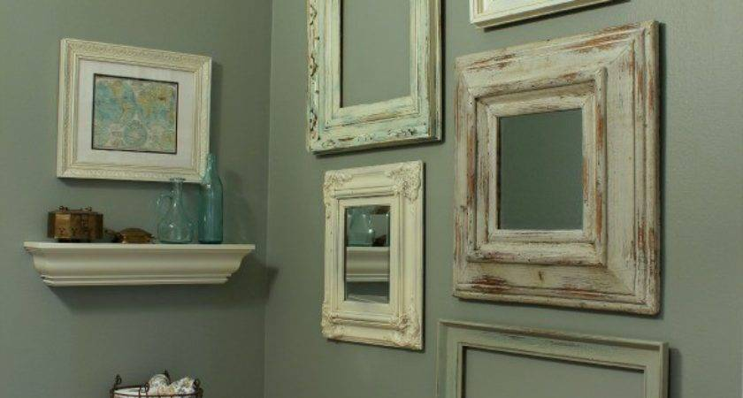 Powder Room Take Two Budget Makeover Reveal