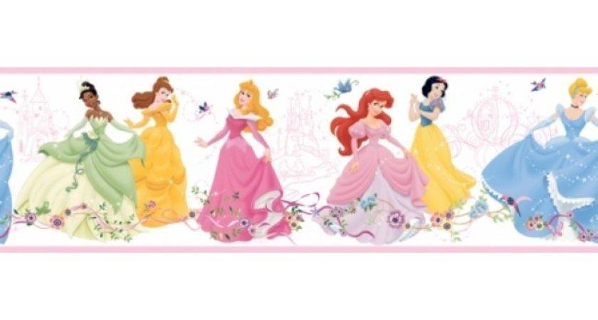 Pretty Pink Dancing Disney Princess Princesses